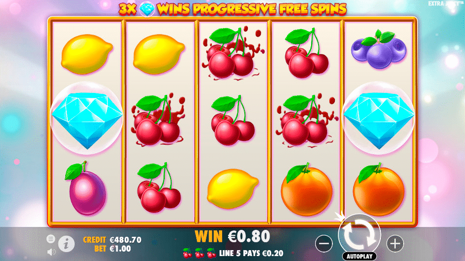Spiele Extra Juicy - Video Slots Online