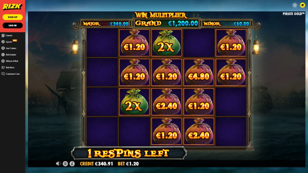 Spiele Pirate Gold - Video Slots Online